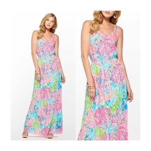 Lilly Pulitzer Tria Dress in Let's Cha Cha